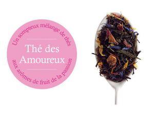 Thé Mixte Aromatisé