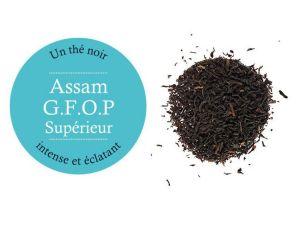 Thé Noir de l'Inde