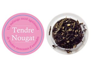 Thé Noir et Vert Aromatisé