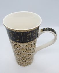 EGYPTOLOGY MEGA MUG